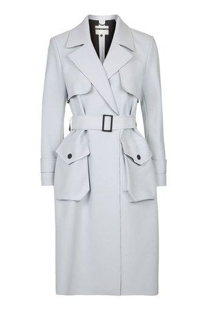 Topshop trench coat - worn by Princess Beatrice of York:
