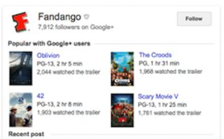 Google Adds Android App Activity to Search Results