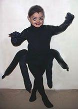 costume d 39 araign e des costumes faits maison pinterest halloween et d guisements. Black Bedroom Furniture Sets. Home Design Ideas