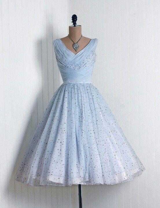 1950s party dress …  Pinteres…