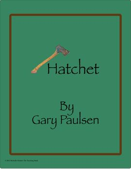 This is a custom written literature unit to be used with Hatchet by Gary Paulsen. This unit is designed to be used with some student/instructor i...