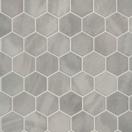 Sol Lino Tendance Carrelage Hexagonal Gris Sol Pvc Rouleau Carrelage Tomette Sol Vinyle