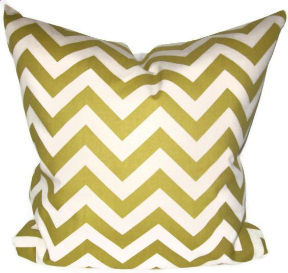 Celadon Green.ZigZag Pillow.20x20 inch.Decorator Pillow Cover.Housewares.Home Decor.Home Accent.Chevron.ZigZag Stripes.Cushion