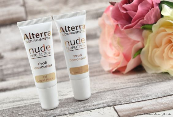 Alterra - 'Nude Perfection' Limited Edition - Concealer
