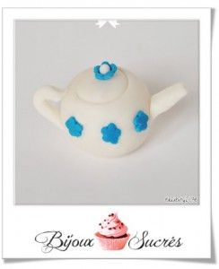 how to: fimo teapot