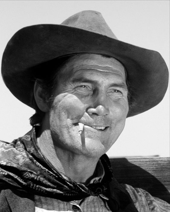 Jack Palance, they don't make character actors like Jack anymore - simply the best.