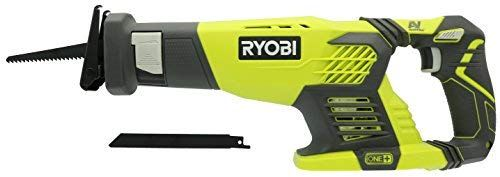 Ryobi P514 18v Cordless One Variable Speed Reciprocating Saw W 2 Blades Batteries Not Included Power Tool Only Reciprocating Saw Cordless Reciprocating Saw Ryobi Power Tools