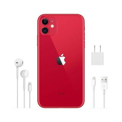 Apple Iphone 11 128gb Product Red Iphone