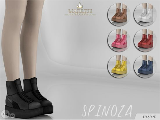 MJ95's Madlen Spinoza Shoes