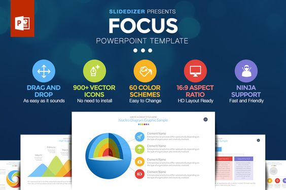 Focus Powerpoint Template Templates and Creative - new jungle powerpoint template