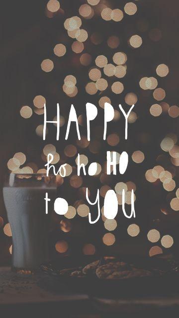 My Lockscreens - Christmas  Christmas ⛄  Pinterest  Happy, Christmas wallp...