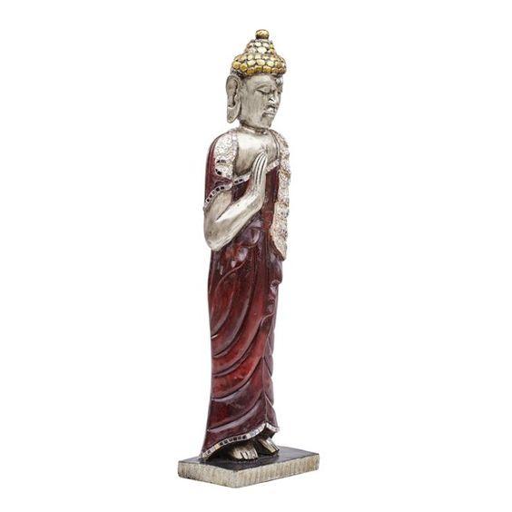 Der Buddha ist die perfekte Dekoration für Asienliebhaber! Auf nach Laos, Thailand oder Vietnam!
