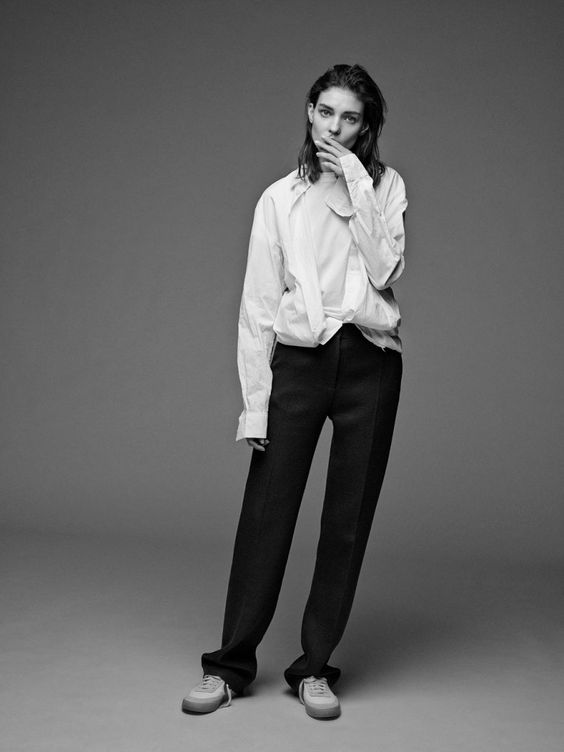 "inspiration for www.duefashion.com "" Kati Nescher by Annemarieke van Drimmelen for Rika, fall 2014 """