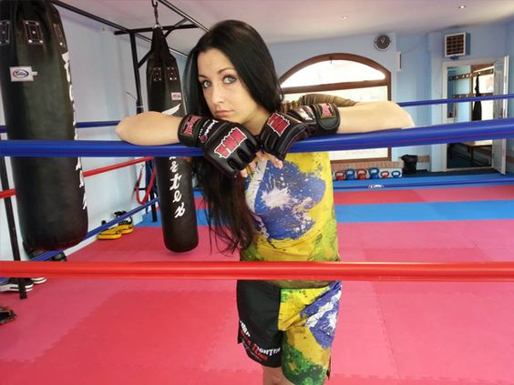 Interview with Female MMA Fighter Sanja Suevi