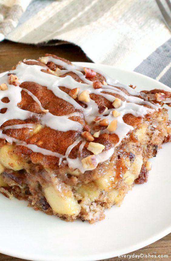 Delicious Oatmeal Apple Breakfast Bake Recipe