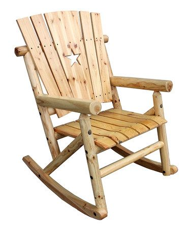 Star Single Rocker by Leigh Country on #zulily today!  inspiration ...