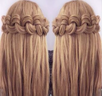 Groovy Cool Hairstyles For Girls Braid Hairstyles And Hairstyle Hairstyle Inspiration Daily Dogsangcom