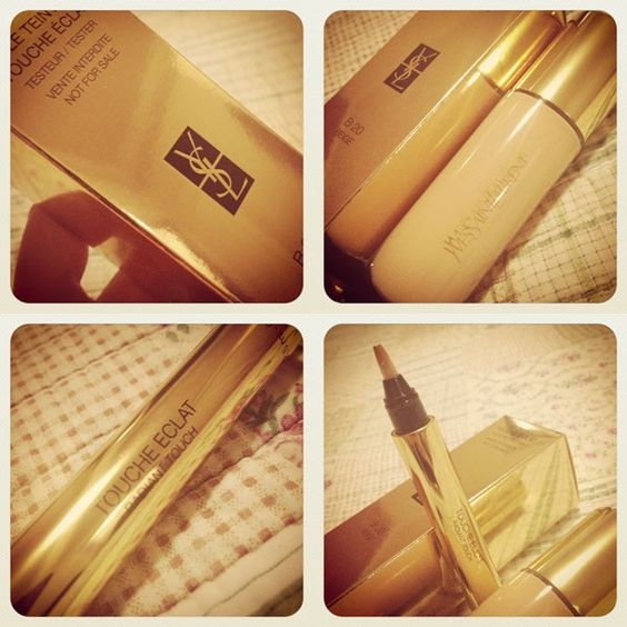 touche eclat and le teint touche eclat