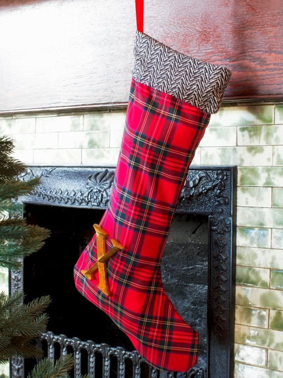 This holiday season, dress up your fireplace or bannister with one-of-a-kind…