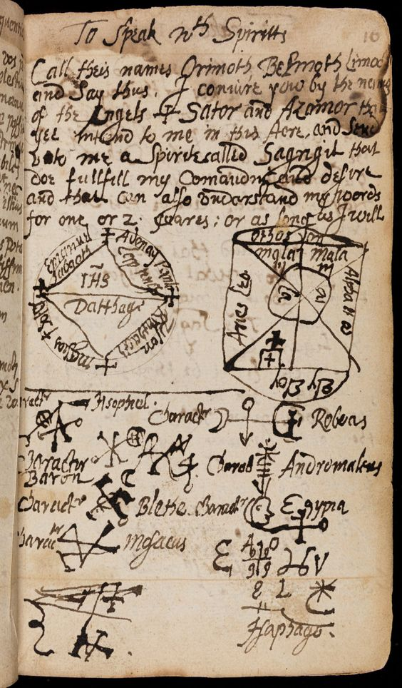 Help us unlock the mysteries of these texts Transcribe the Book of Magical Charms In the early modern period, the practice of religion involved various modes of reading and disseminating texts, in both public ...