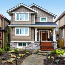 Traditional Exterior by Well Balanced Designs & Renovations