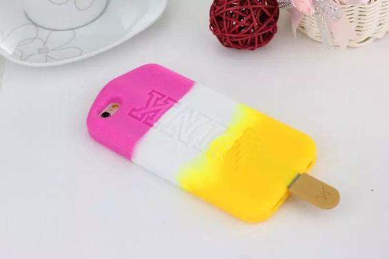 Give Me Lemons Popsicle Rubber Phone Case