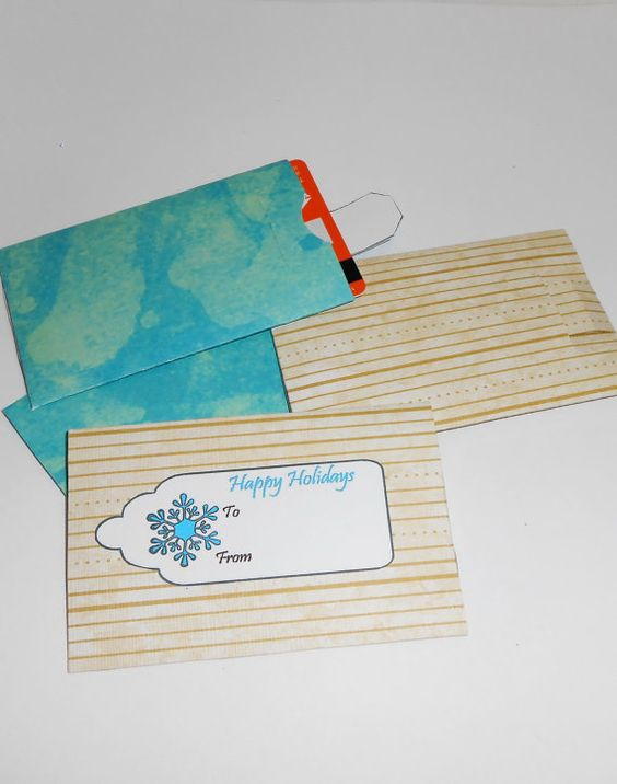 DIY Gift Card Envelopes Gift Card Envelope Template by TRLTJewelry - Gift Card Envelope Template