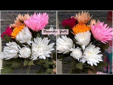 Korean Buttercream Flower Tutorial Full Youtube Buttercream Flowers Cake Decorating Icing Buttercream Flowers Tutorial