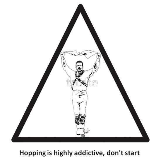 Hopping Is Highly Addictive - Morris Theme