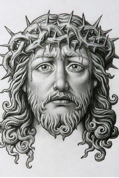 Jesus Tattoo Design Jesus Tattoo Jesus Tattoo Design Christ Tattoo