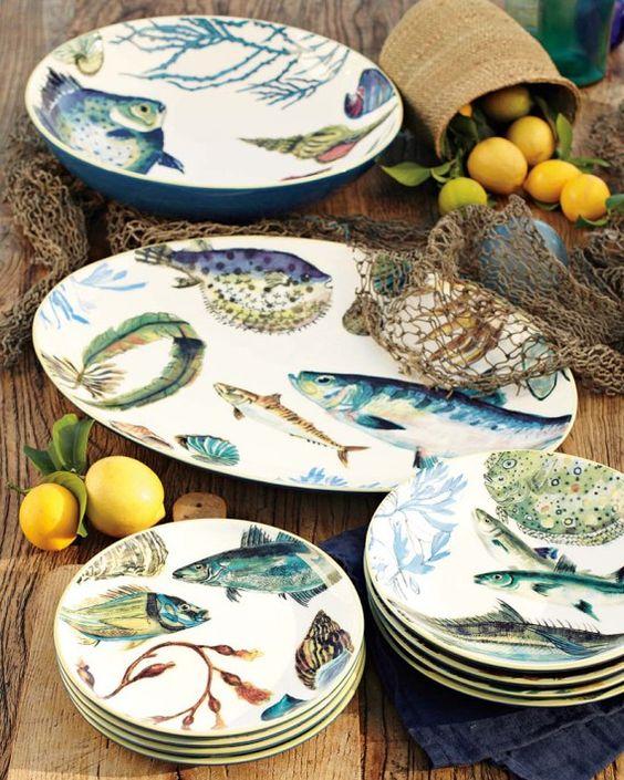 Посуда ♥ Dinnerware