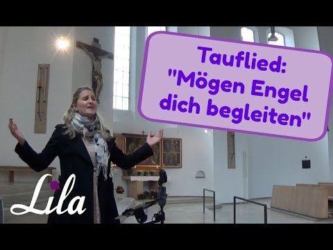 Tauflied Mögen Engel Dich Begleiten Jürgen Grote Gesungen