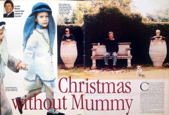 Christmas without Mummy