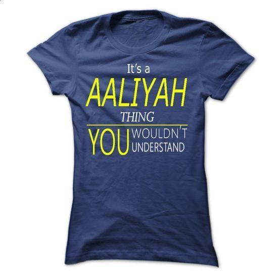 AALIYAH, Its Wolf Thing, you wouldnt thing - #green shirt #sweatshirt men. PURCHASE NOW => https://www.sunfrog.com/Names/AALIYAH-Its-Wolf-Thing-you-wouldnt-thing-Ladies.html?68278