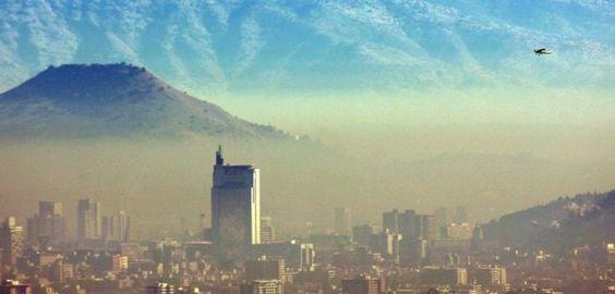Santiago Respira desde 2017 se prohibirá el uso de leña en todos los hogares de Santiago - BioBioChile