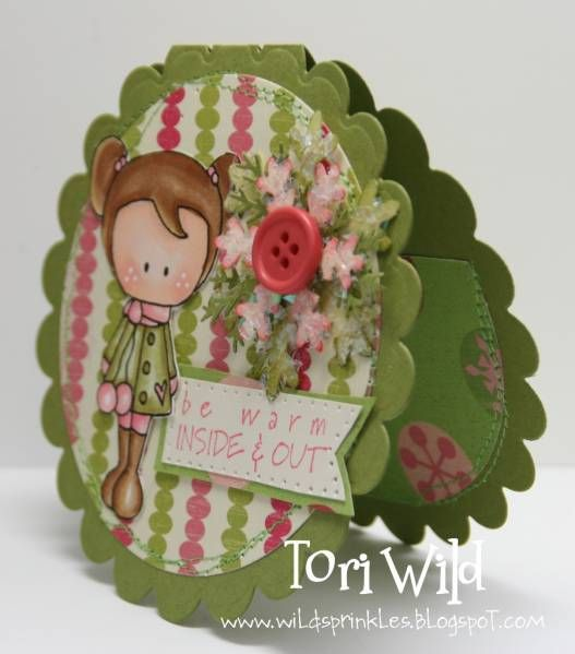 ATSDTC30 Side View Gift Card Holder by wild4stamps - Cards and Paper Crafts at…