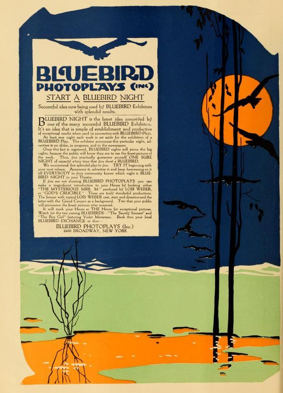 bluebird photoplays