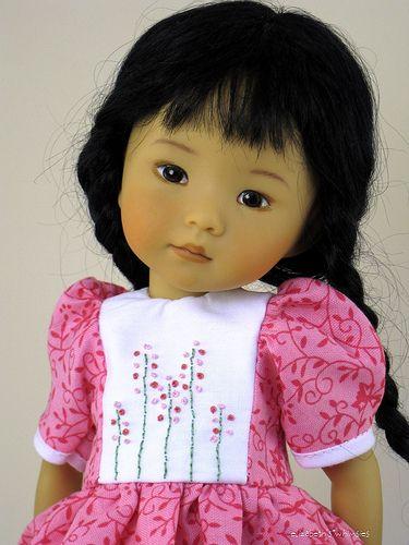 Boneka Mei Ling, by Dianna Effner
