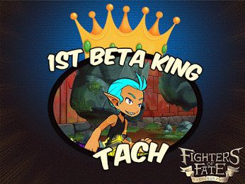 Tach is our first Beta King!   thank you for all the support! And join us for the next round of beta. contact@pincergames.com  #gamedev #indiedev #anime #beta