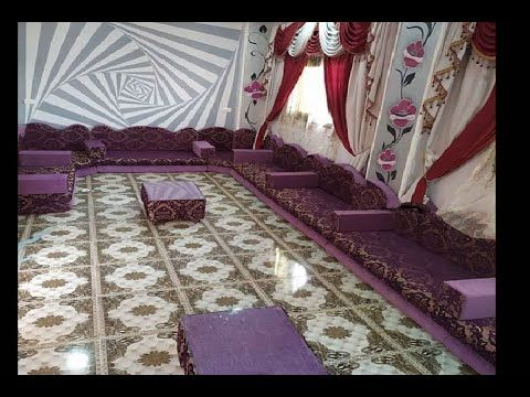 قعدة عربي مجلس عربي موف مشجر في موف سادة من احدث انتاجنا Home Decor Decor Home