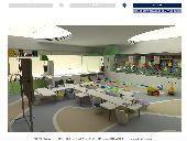 Kids Classroom for the New Elementary School of Mumbai - BKC Mumbai (India)     © MON ARQUITECTOS 2011    Design Team    Pablo Perlado  Silvia Acera  Carlos de Miguel  Thierry Lagrange