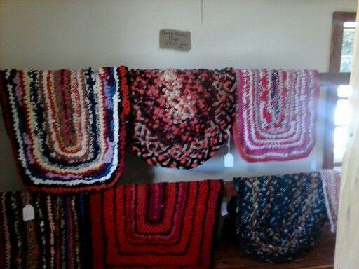 Amish rugs