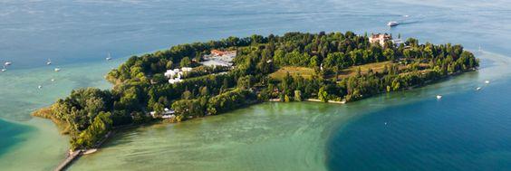 Insel #Mainau im #Bodensee