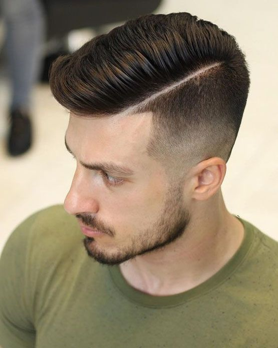 7 Amazing Pompadour Haircuts For Spring 2018 Pompadour Haircut Hair Toupee Thick Hair Styles