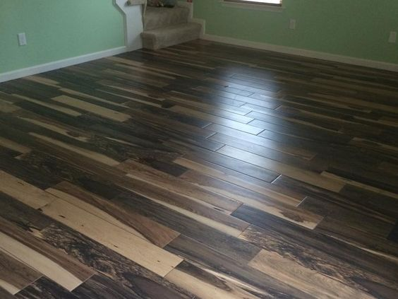 Wood Look Tile Floors Are Gorgeous Natural Looking And