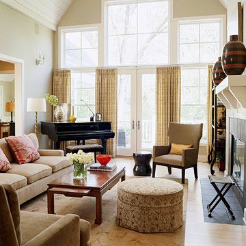 dream living room grown up elegance love the tall ceilings and lots casual living room lots