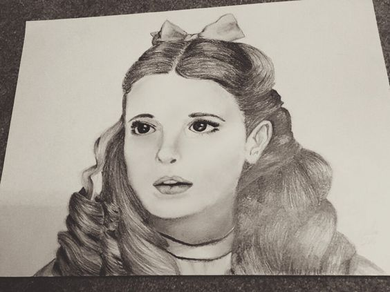 Dorothy Gale drawing