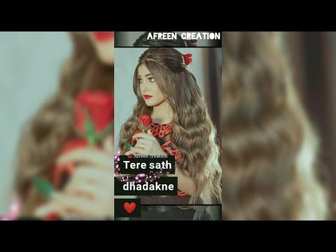 New Female Version Fullscreen Whatsapp Status Dil Mang Raha Hai Mohlat Female Version Youtube In 2020 New Whatsapp Video Download Love Husband Quotes Drama Songs