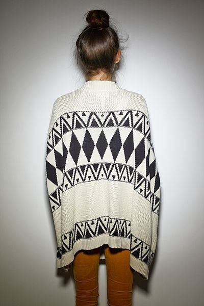 Vera cardigan: Tribal Sweater, Fall Sweater, Sweater Season, Big Sweater, Fall Winter