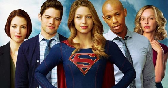 Is 'Supergirl' Introducing 'Superwoman' in Season 1? -- CBS is currently seeking actresses to play Lois Lane's sister Lucy Lane, a.k.a. Superwoman in the upcoming series 'Supergirl'. -- http://movieweb.com/supergirl-tv-show-superwoman/: